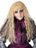 Child Creepy Doll Wig Blonde [7020-110]