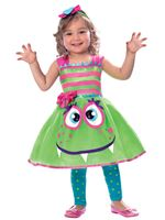 Child Cute Monster Costume