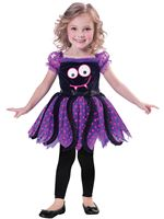 Child Cutie Spider Costume