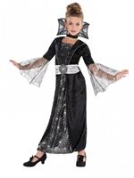Child Dark Countess Costume