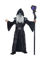 Child Dark Wizard Costume [00599]