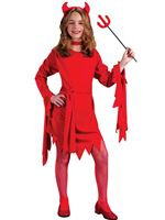 Child Darling Devil Costume