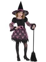 Child Darling Witch Costume
