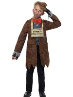 Child David Walliams Deluxe Mr Stink Costume