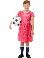 Child David Walliams Deluxe The Boy in the Dress Costume [48756]