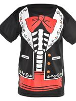 Child Day of the Dead T-Shirt [847404-55]