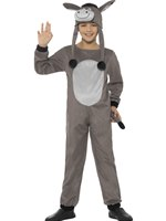 Child Deluxe Cosy Donkey Costume [21798]