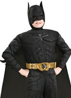 Child Deluxe Dark Knight Batman Costume