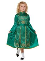 Child Deluxe Irish Dancer Costume