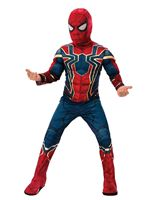Child Deluxe Iron Spider Infinity War Costume