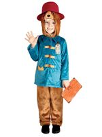 Child Deluxe Paddington Bear Costume