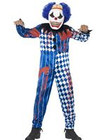 Child Deluxe Sinister Clown Costume