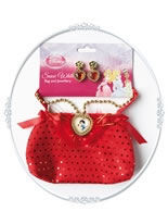 Child Disney Snow White Bag & Jewellery