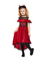 Child DOTD Devil Costume