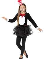 Child Dr Seuss Cat in the Hat Costume