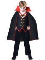 Child Dracula Boy Costume [9904767]