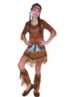 Child Dream Catcher Indian Costume