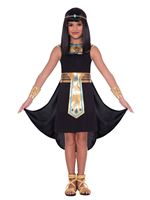 Child Egyptian Pharaoh Girl Costume