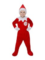 Child Elf on the Shelf Boy Elf Costume [52240]
