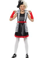 Child Evil Little Madame Costume