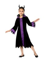 Child Evil Queen Costume