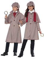 Child Famous Detective Costume [00539]