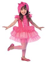 Child Flamingo Costume [9903371]