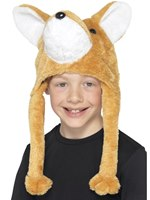 Child Fox Hat [48406]