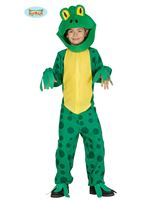 Child Frog Costume [85910]