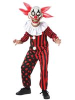 Child Googly Eye Clown Costume