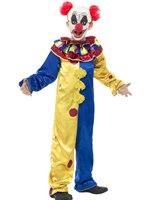 Child Goosebumps Clown Costume