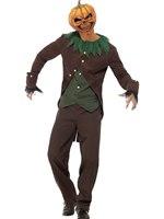 Adult Goosebumps Jack O Lantern Costume