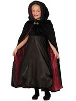 Child Gothic Vampire Cape [X76421]