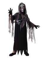 Child Hooded Terror Reaper Costume
