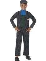 Child Horrible Histories Miner Costume
