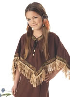 Child Indian Girl Costume [00309]