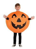 Child Inflatable Jack-O-Lantern Costume [9903635]