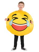Child Inflatable Tears of Laughter Costume