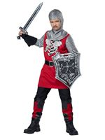 Child Brave Knight Costume [00556]