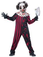 Child Killer Klown Costume