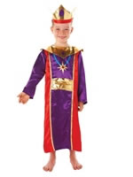 Child King Costume