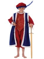 Child Deluxe King Henry Costume [CC243]