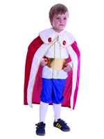 Child King Toddler Costume
