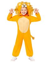 Child Lion Onesie Costume