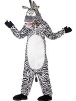 Child Madagascar Marty the Zebra Costume [20486]