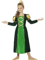 Child Medieval Princess Costume