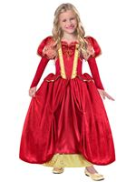 Child Medieval Queen Costume