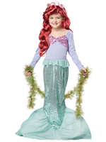 Child Mermaid Costume [00246]