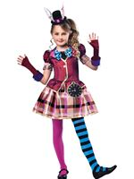Child Miss Hatter Costume