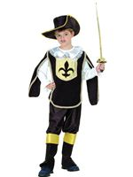 Child Musketeer Boy Costume [CC967]